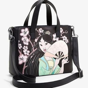 Loungefly Mulan Purse Exclusive